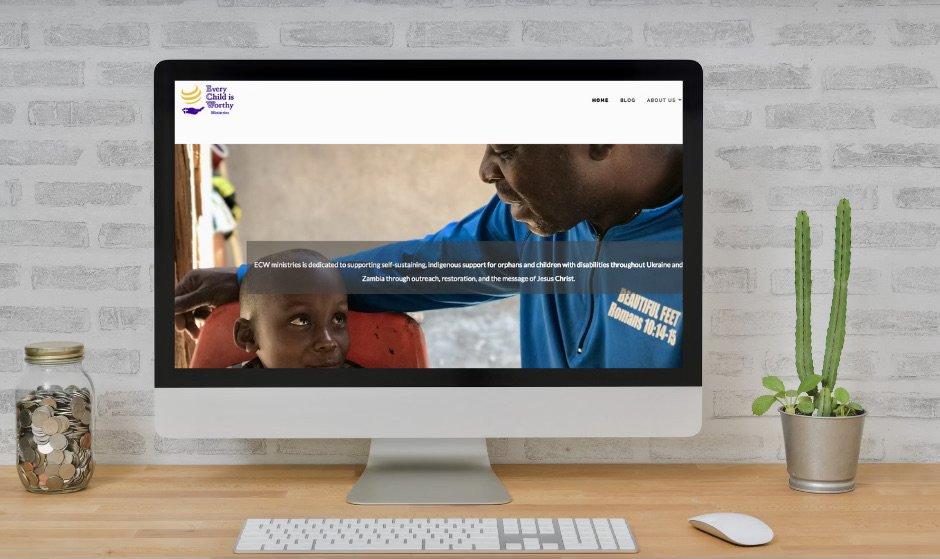 Maryland nonprofit Website