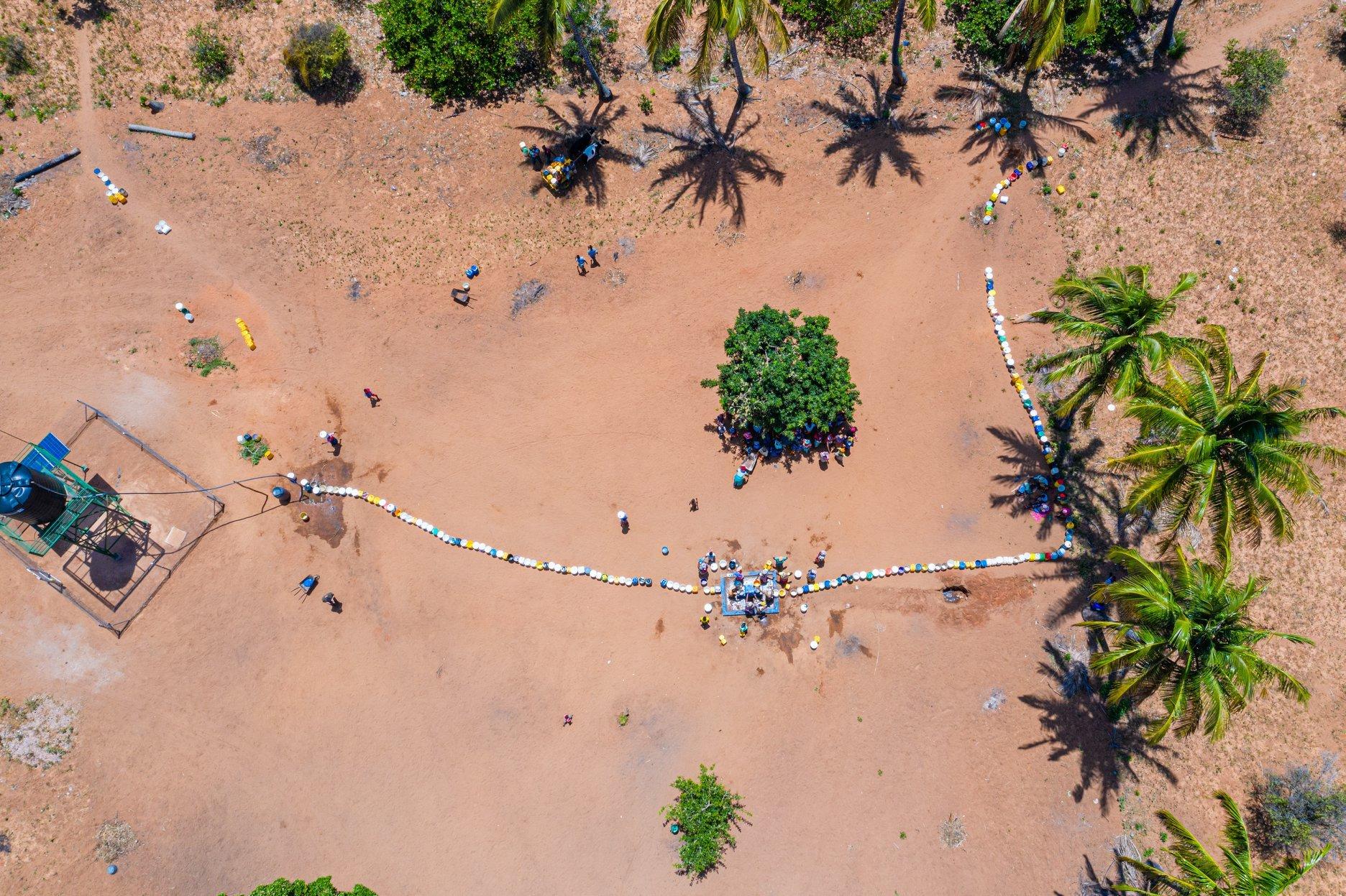 nonprofit drone photography