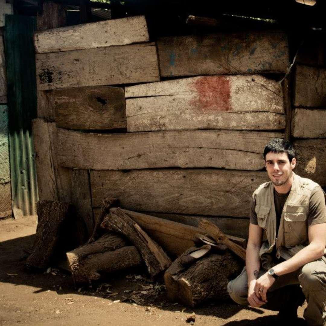 Justin Willet in Nicaragua 2013