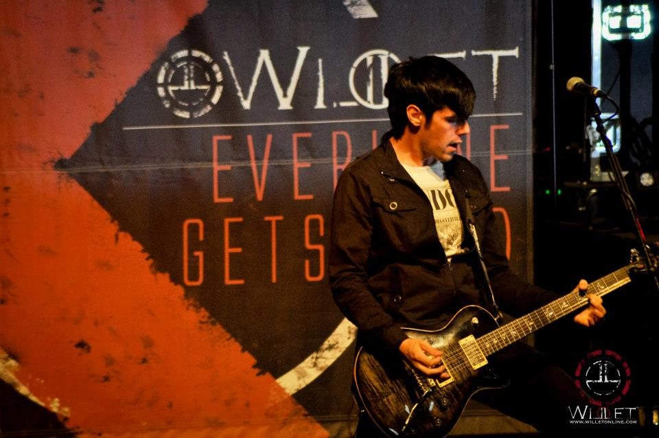 Justin Willet Concert photographer
