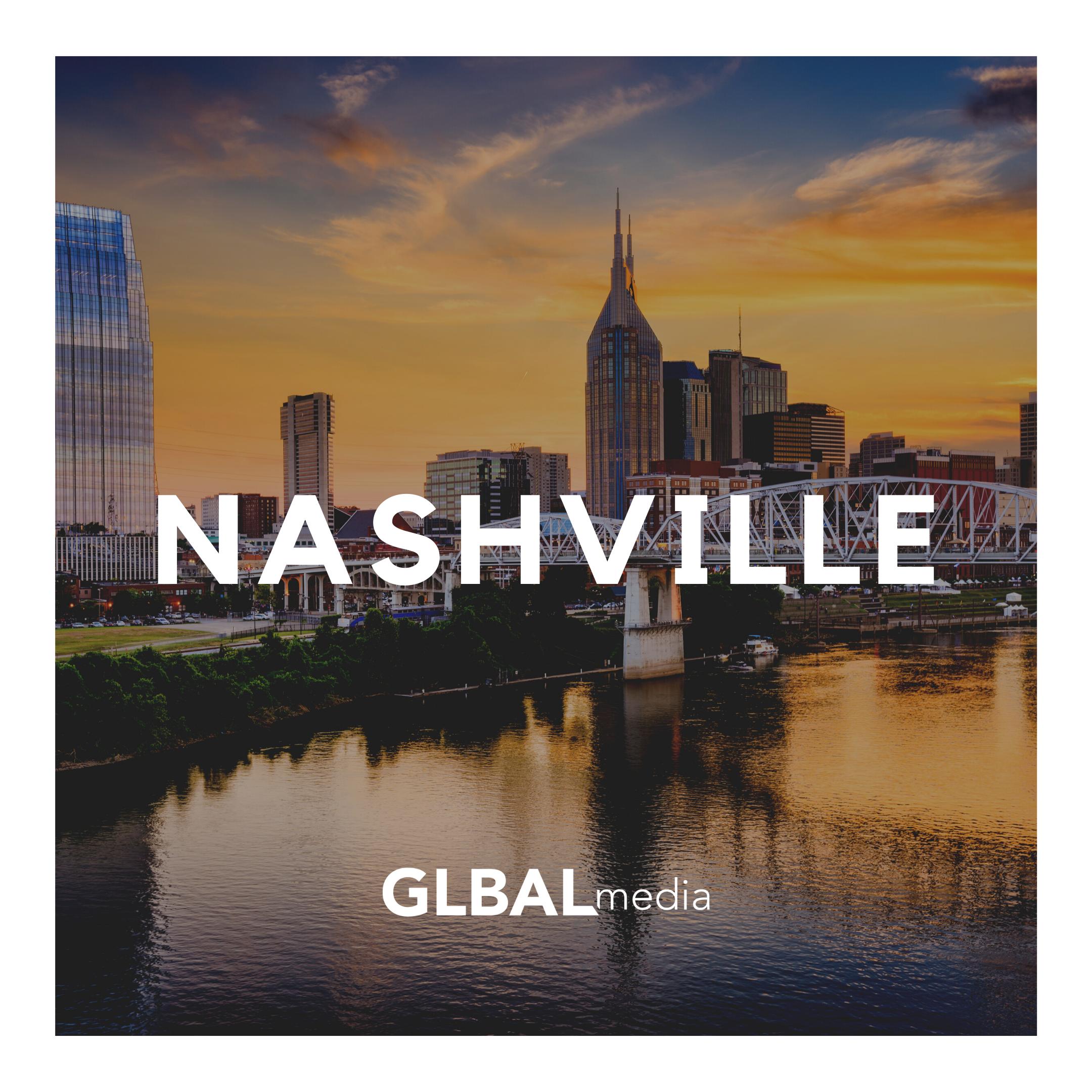 GLBAL media expands to Nashville
