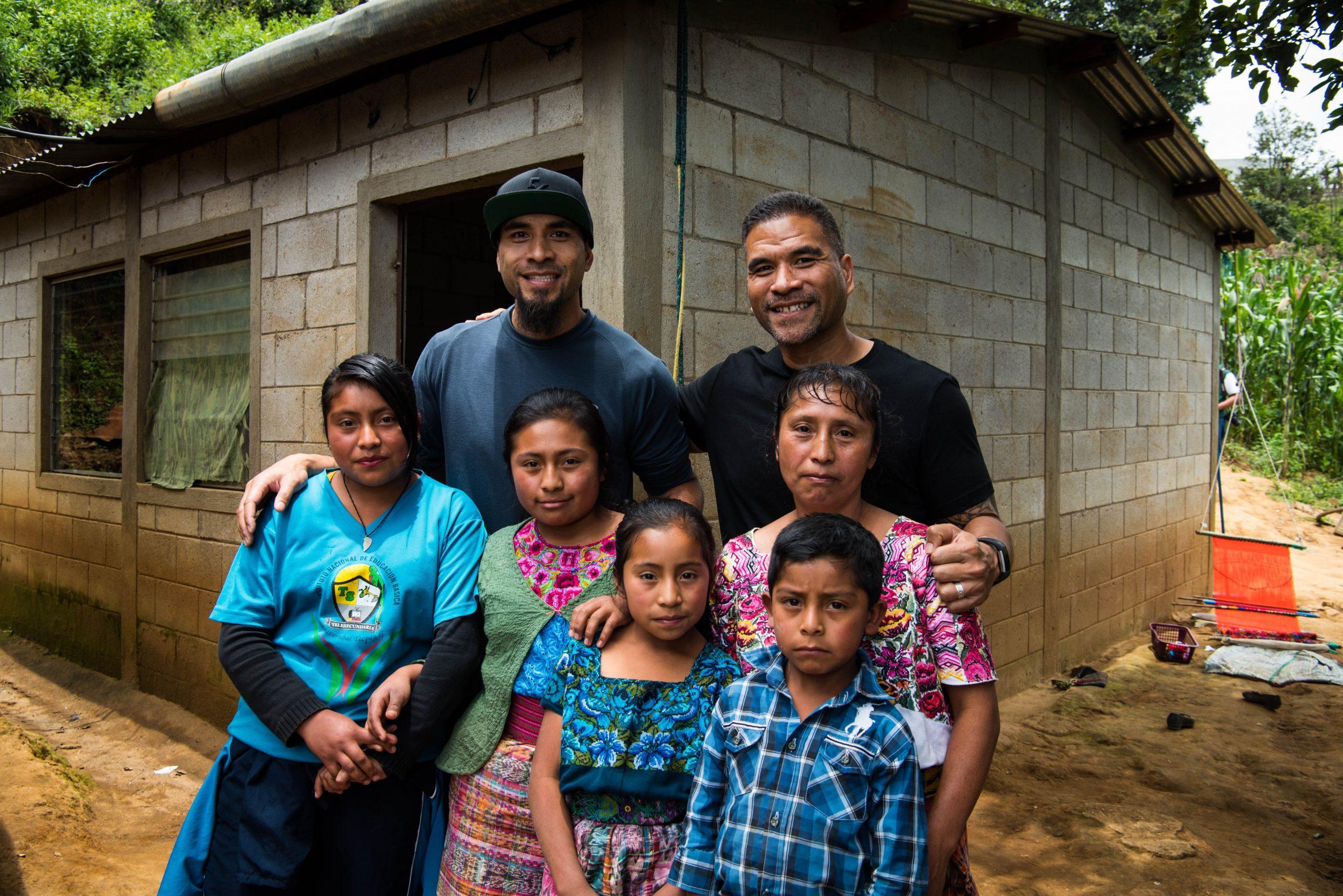 filming in Guatemala