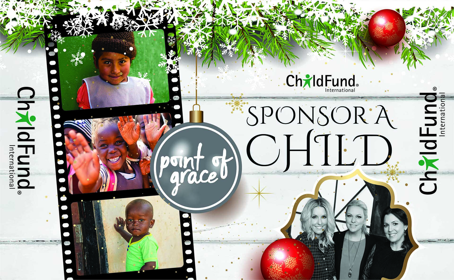Point of Grace Christmas Tour