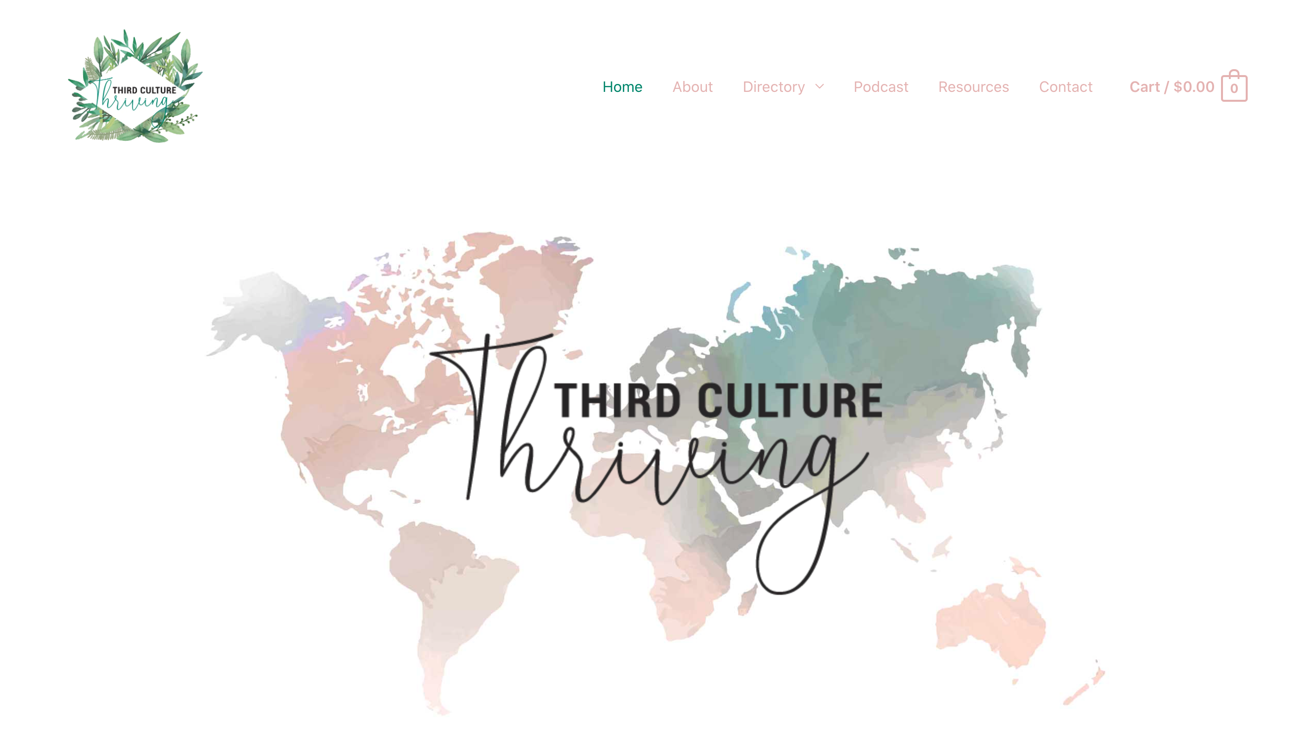 Third Culture Thriving