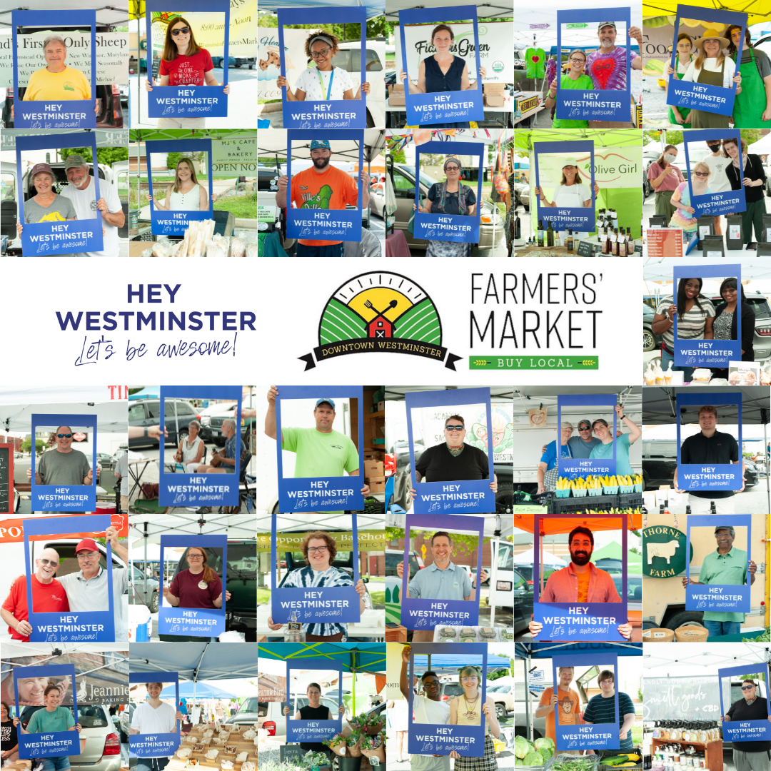 Downtown Westminster Farmers' Market Video - July 2021 Hey Westminster grant recipient
