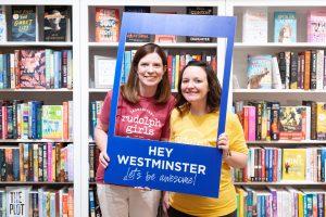 Rudolph Girls Books Hey Westminster Grant