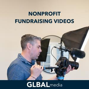 Nonprofit fundraising videos