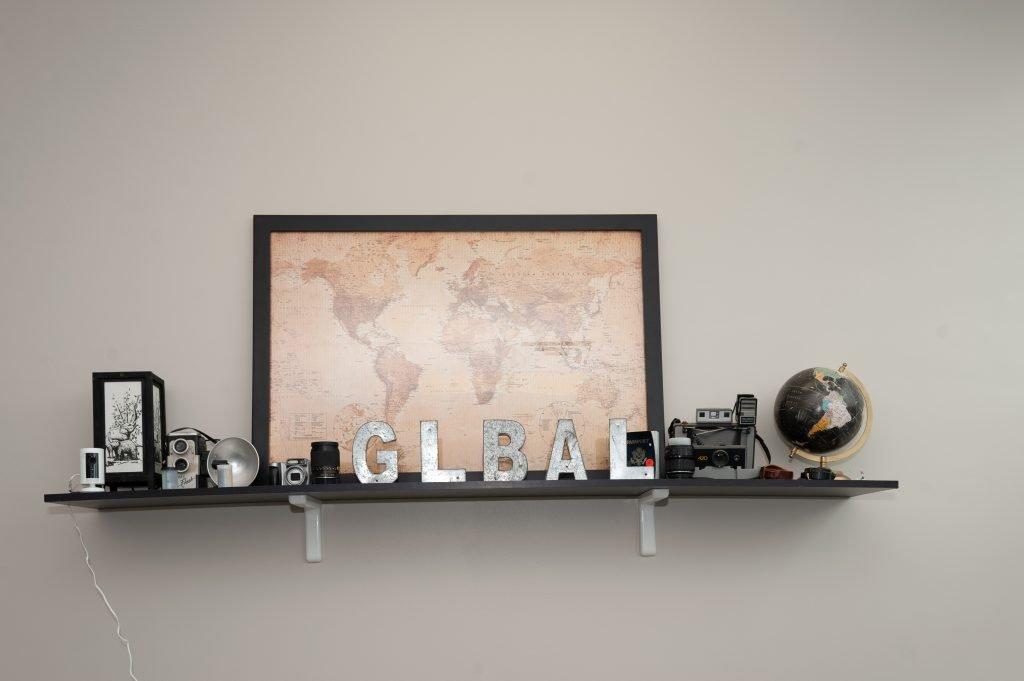 GLBAL media office at Together Studios