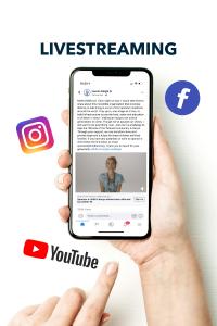 livestream to facebook instagram youtube